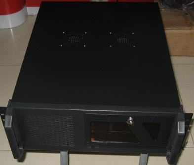4U industrial control 550 long chassis can be used as server 6 hard disk bit new 4u industrial computer case parkson 4u server computer case huntkey baisheng s400 4u standard computer case