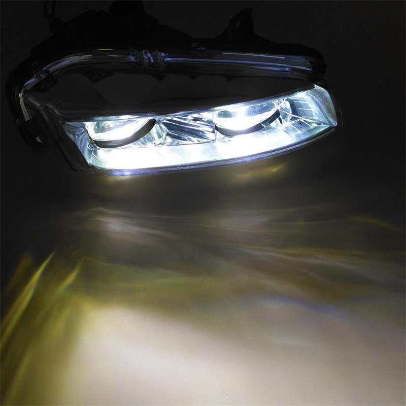 Beste! hellsten Led Scheinwerfer XHP70 Chips 120 W 15600LM LED Auto Scheinwerfer Lampen High Low H4 H11 H7 9005 9012 Scheinwerfer nebel Lichter - 2