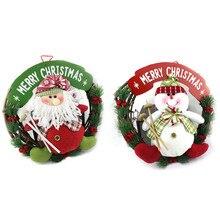 Guirnaldas De Navidad De Dibujos Animados  Compra lotes baratos