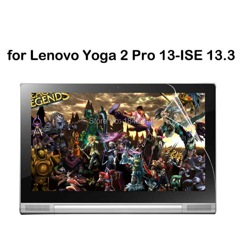 2 шт./лот новый мягкий ультра ясно жк экран протектор для Lenovo йоги Pro 13 ISE 13.3