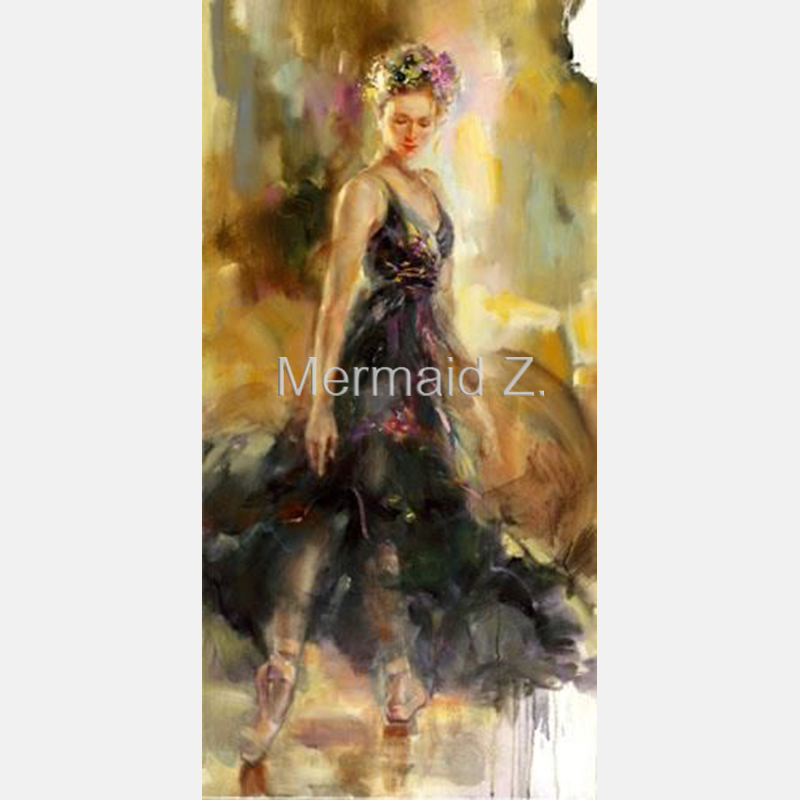 Professional Artist Hand Painted High Quality Abstract: Online Buy Wholesale Tango Artists From China Tango