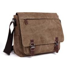 New Men Messenger Bags Fashion Bolsa Masculina Travel Shoulder Bags Portatiles Ordenadores Canvas Briefcase Chapeu Masculino