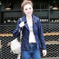Quente jaquetas jeans loose women denim jacket 2017 Primavera Outono mulheres moda Feminina Jaqueta Curta Jean jaquetas para as mulheres Outwear