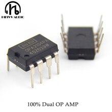 AMPLIFICADOR DE audio hifi Hifivv OPA2134, parche amplificador operativo, OPA2134PA, chip hifi, IC audio op amp