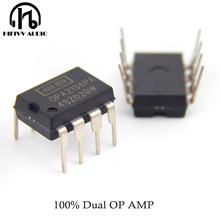 Hifivv audio OPA2134 operational amplifier Patch operational amplifier OPA2134PA hifi audio IC chip op amp