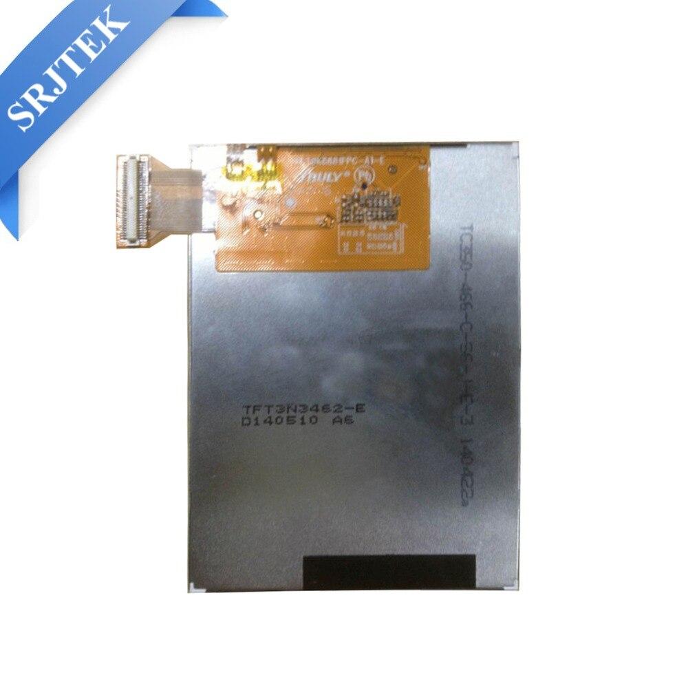 Srjtek For New 3.5 inch TC350-466-C-S6-J-E-3 TFT3N3462-E TFT8K6881FPC-A1-E LCD Panel LCD Screen Display termica ah 6 300 lcd tc