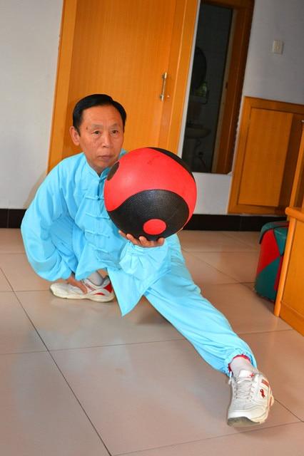 Nature Rubber Tai Chi Ball 2