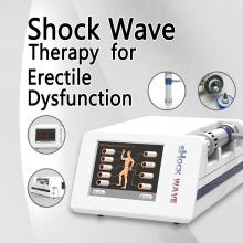 Portable Low intensity Non-invasive Beauty Equipment acoustic shock wave therapy musculoskeletal pain or ED treatment