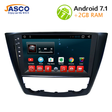 Android 7.1.1 Car DVD Stereo Player GPS Glonass Navigation multimedia for Renault Kadjar 2015 2016 Auto Radio Audio Video