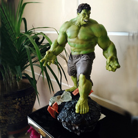 1/4 Scale Hulk Avengers Age of Ultron 24 Figure Statue Maquette Recast 60cm H In Stock Now