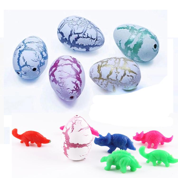 creative jouet novel eau incubation inflation dinosaure oeuf dino oeufs de dinosaures jouets modle magique jouet