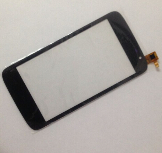 New Touch Screen Digitizer For 5 LOGICOM E500 Touch panel glass sensor replacement Free shipping new touch screen digitizer touch panel glass sensor replacement for 4 5 gigabyte gsmart maya m1 v2 free shipping