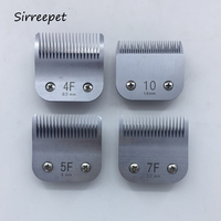4F+5F+7F+10# Professional pet clipper A5 blade fit most Andis and Oster clippers