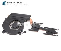 NOKOTION 13N0 76A0A02 For acer Aspire M3 581T M3 581 laptop cooling fan heatsink CPU GPU Cooling Radiator
