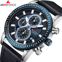 ARMIFORCE Mens Watches Top Brand Luxury New Fashion Business