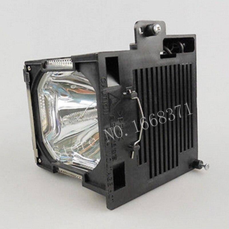 Compatible Projector Lamp with housing POA-LMP38 for PLC-XP42 / PLC-XP45 / PLC-XP45L / PLV-70 / PLV-70L