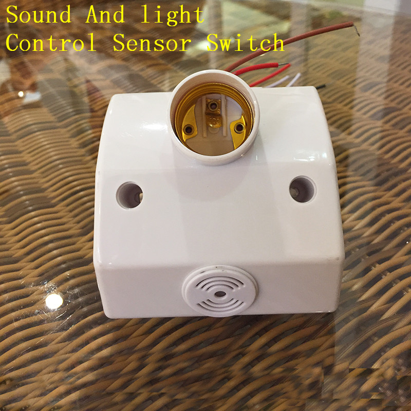 Wholesale 110 240v Sound And Light Control Sensor Switch