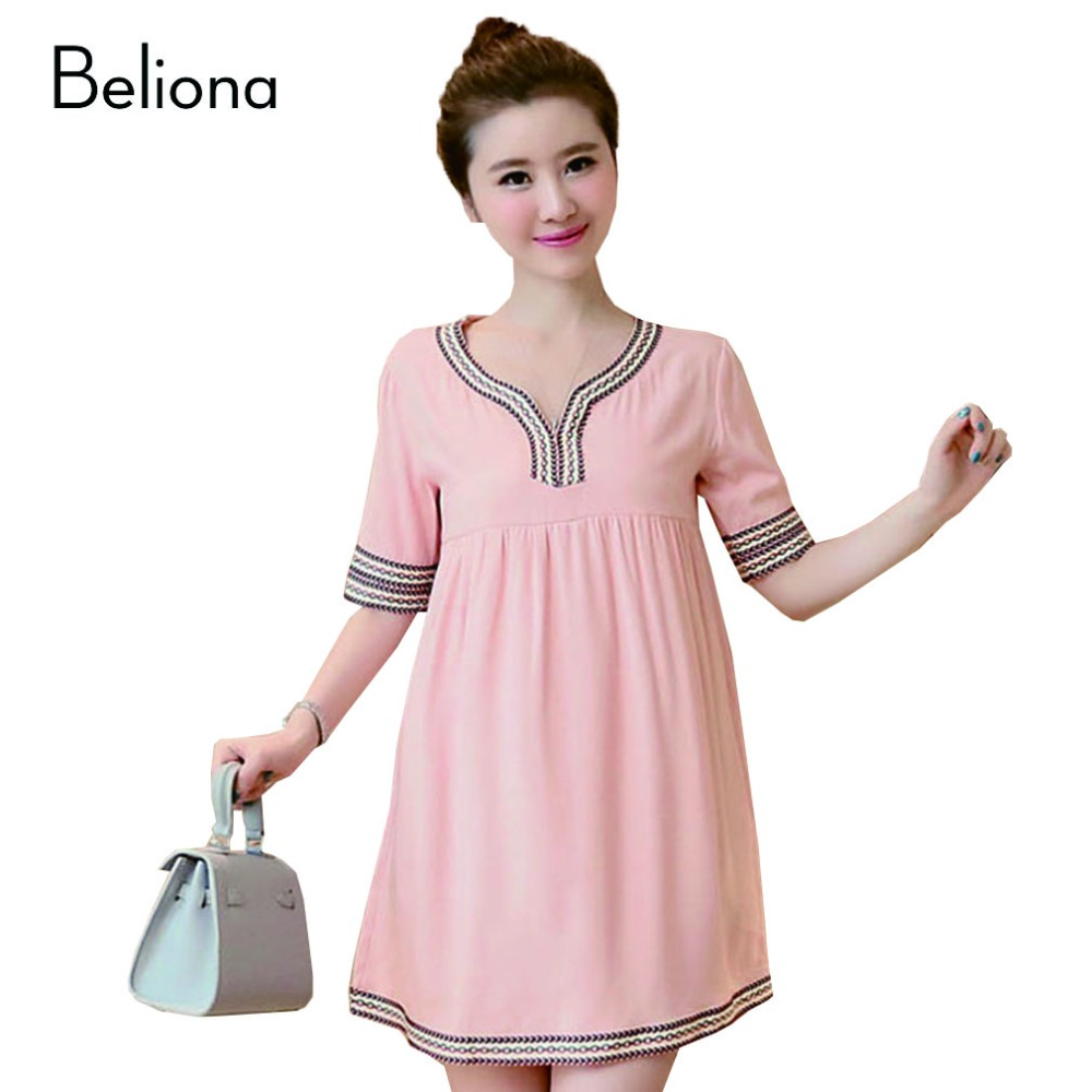 Online buy wholesale summer maternity clothes pregnant from china 3 colors embroidery vintage maternity dresses for pregnant women plus size summer maternity clothes pregnant dress ombrellifo Gallery