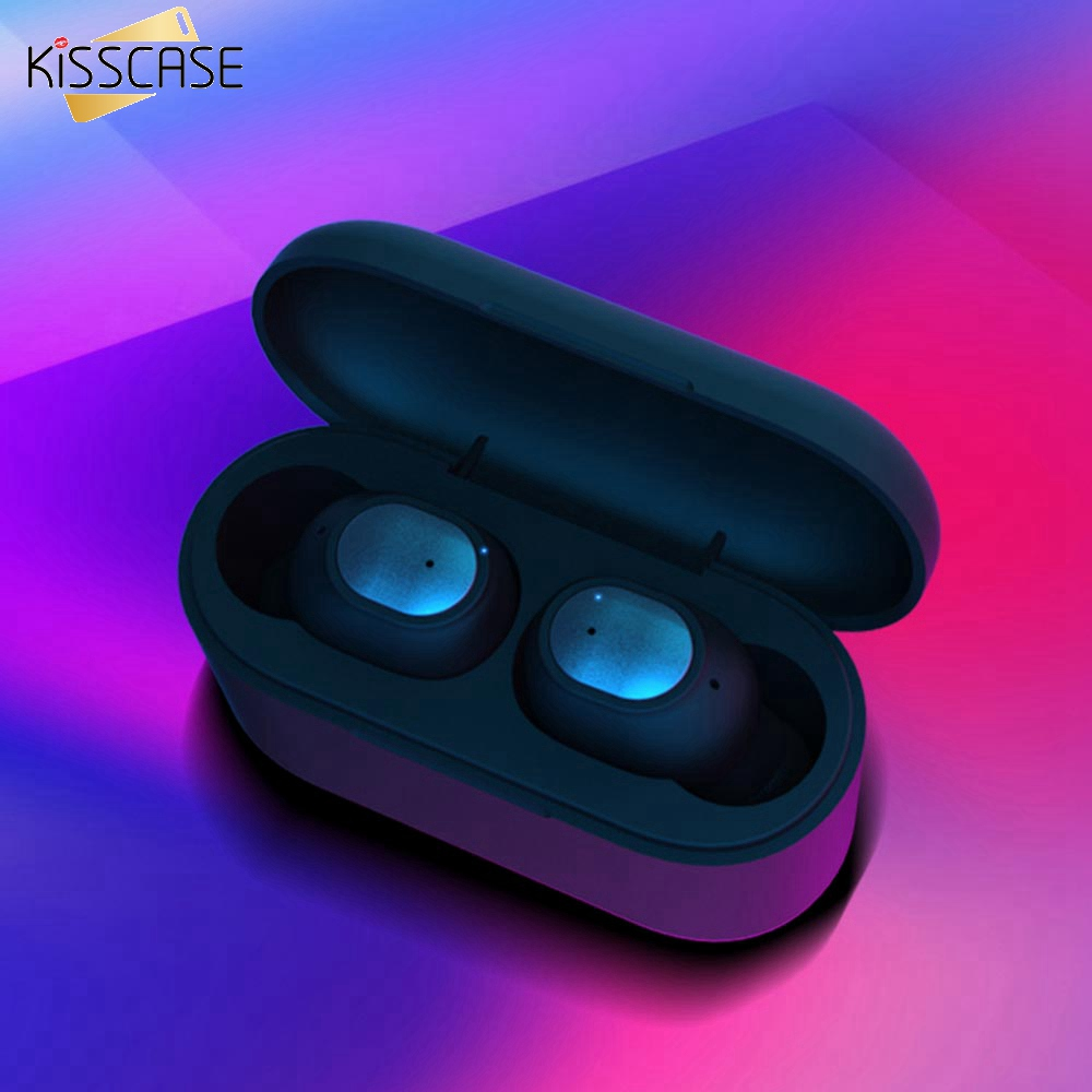 BUY IT waterproof Bluetooth Earphones High Quality Bluetooth 5.0 Earphone Sports headset Support Automatic pairing Smart Phones image