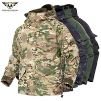 G8 куртка мужская куртка с капюшоном Открытый Отдых военно тактические ветровка водонепроницаемый ветрозащитный Теплый охотничья куртка к