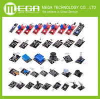 37 IN 1 BOX SENSOR KITS FOR ARDUINO HIGH QUALITY FREE SHIPPING Cartons Not Plastic