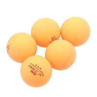 High Quality 1 Boxes 50Pcs 3Star DHS 40MM Olympic Table Tennis Orange Yellow Ping Pong Balls