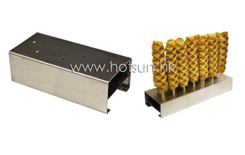 ФОТО Free Shipping Stainless Steel Lolly Waffle Holder(7 holes)