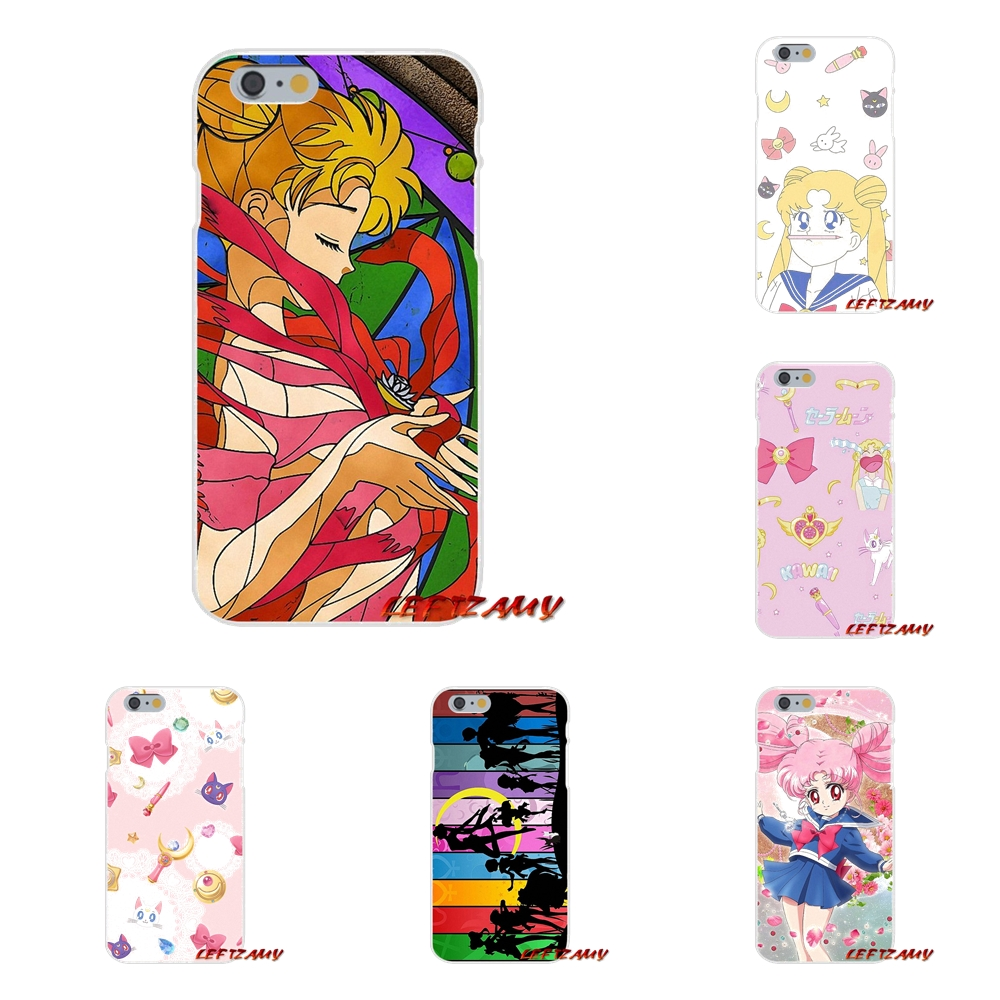 Half-wrapped Case Cellphones & Telecommunications Accessories Phone Cases Covers For Samsung Galaxy A3 A5 A7 J1 J2 J3 J5 J7 2015 2016 2017 Lovely Cute Sailor Moon Cartoon