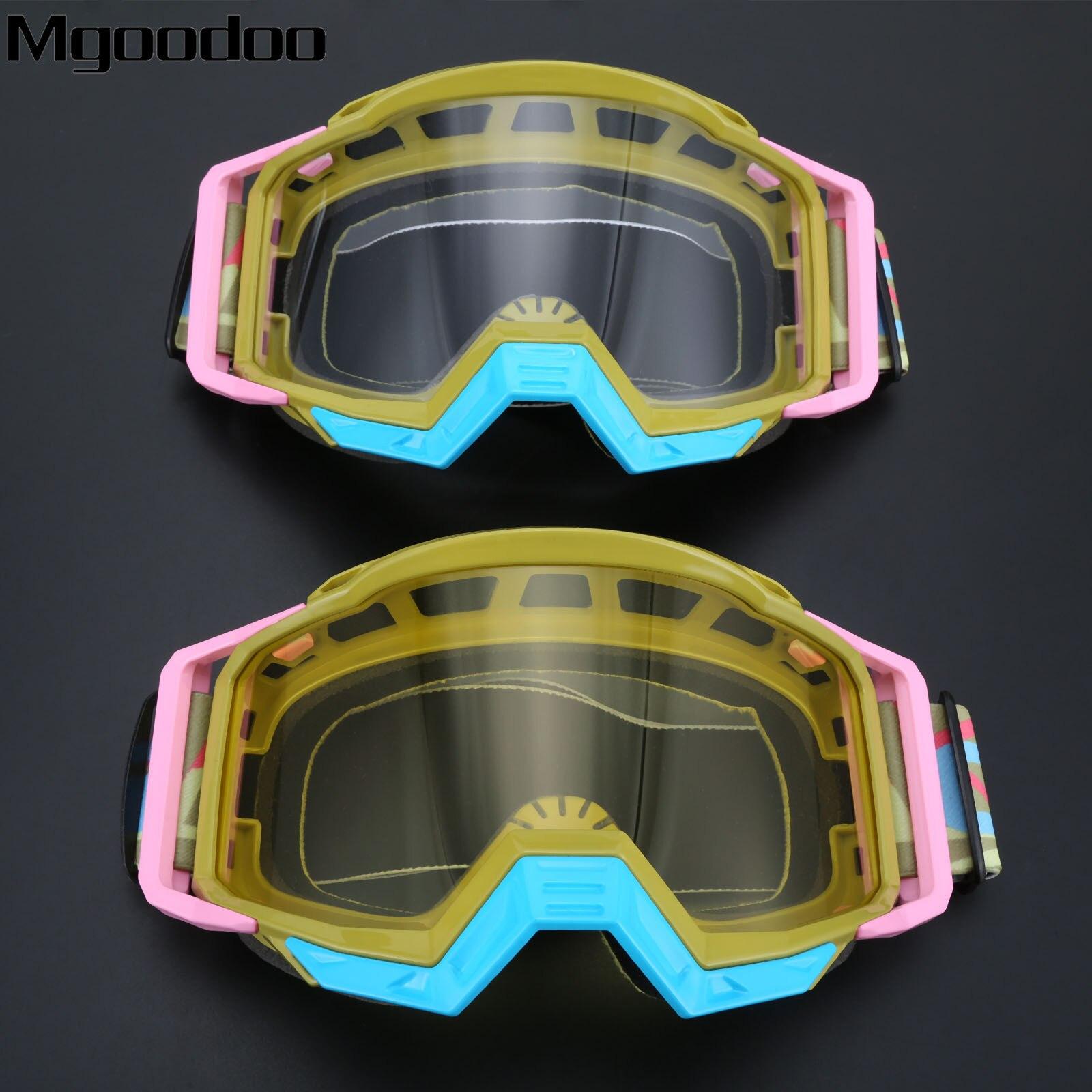 Schlussverkauf Motorrad Ski Goggles Off Road Brille Motorrad Klettern Berge Oculos Radfahren Goggles Anti Scratch Motocross Gafas Zu Den Ersten äHnlichen Produkten ZäHlen