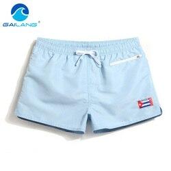 شورتات رجالي للشاطئ من Gailang مقاس كبير شورتات رجالي سريعة التجفيف شورتات رجالي ملابس سباحة نشطة بدلة ركض رجالية