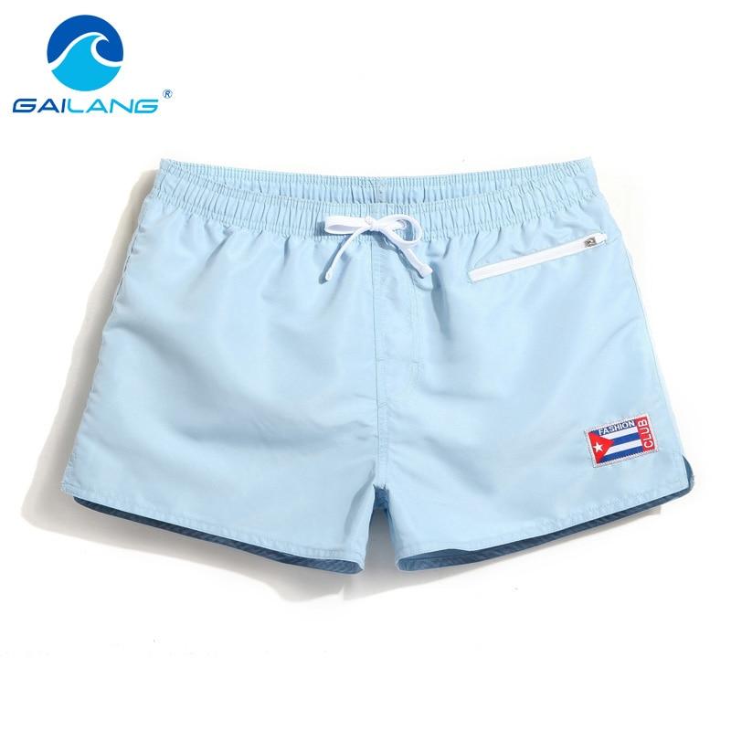 Gailang Marca Homens Praia Board Shorts Plus Size Secagem Rápida Masculino Homem Boardshorts Swimwear Natação Maiôs Homens Acitve Jogger