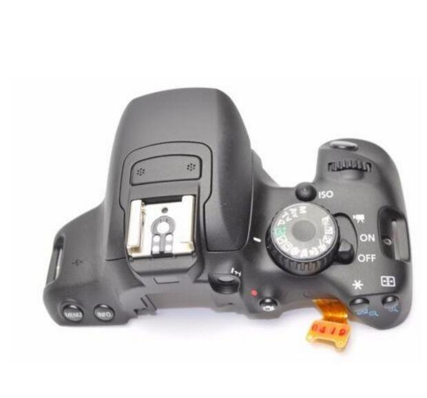 Original 650D Top Cover For Canon 650D Rebel T4i Kiss X6i Camera Repair Replacement Part