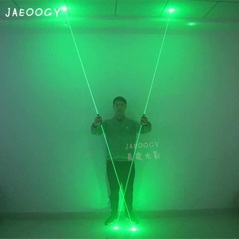 Livraison gratuite de haute qualité Laser épée grande scène spectacle magique éclairage accessoires Halloween Fluorescent pied Laser spectacle