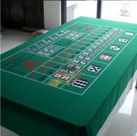 WP 009 профессиональная водостойкая скатерть для покера, ткань для игры в казино 1 шт.