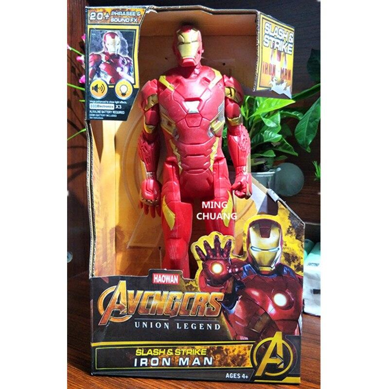 Վրիժառուներ անսահմանություն War Iron Man - Խաղային արձանիկներ - Լուսանկար 4