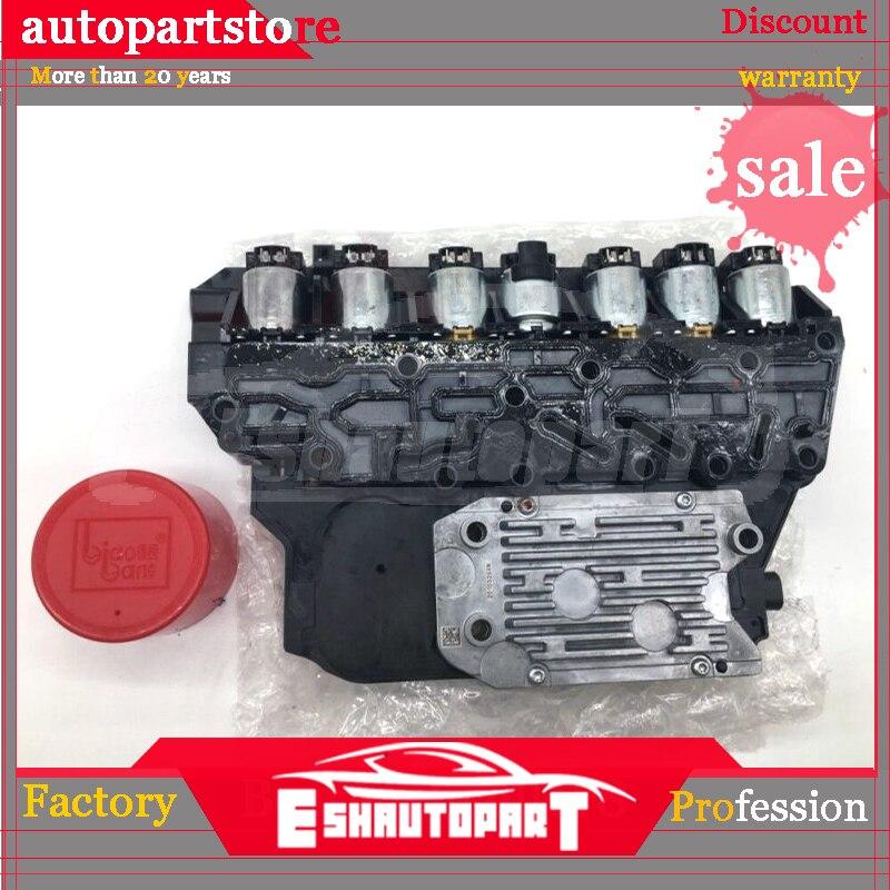 Refurbished Transmission Control Module Solenoid 6T40 6T40E 6T45 6T45E for Chevrolet Malibu Cruze Equinox Buick Regal LaCrosse