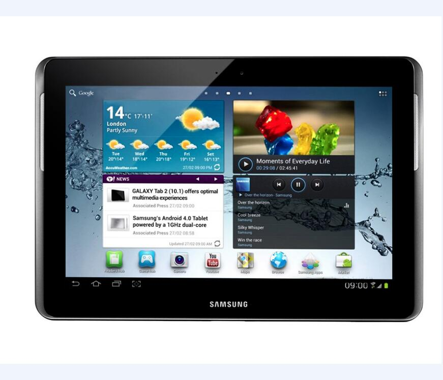 Samsung Galaxy Tab 2 10 1 inch P5100 WIFI 3G Tablet PC 1GB RAM 16GB ROM