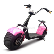 Cool Style Big 2 Wheel New Harley Electric Vehicle Adult Pedal Bicycle Motorcycle Scooter With Seat Mileage 40km 1000W