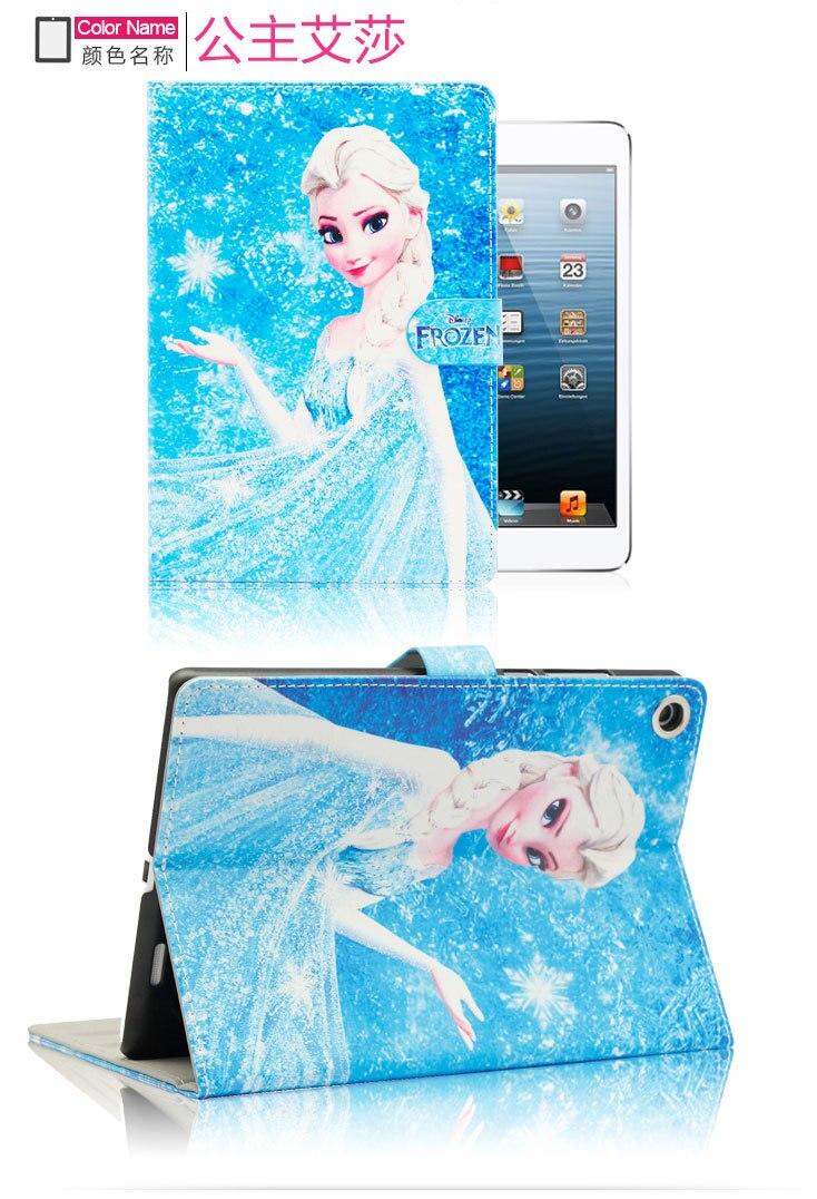 Funda con tapa para tableta de cuero para el iPad 2 3 - Accesorios para tablets - foto 4