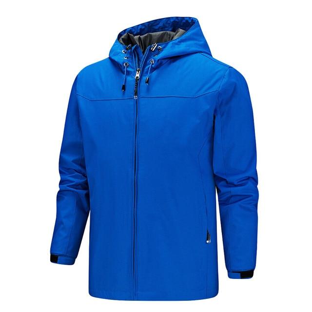 JAYCOSIN Jacket Men Winter Coat Mens Clothing Mountaineering Suit Fast Drying Windbreaker Outdoor Sportswear Jacket Coat