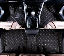Newly! Custom special floor mats for Mercedes Benz E Class Convertible 2015 durable carpets for E Class 2014-2009,Free shipping