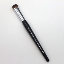 Brand New Long Wood Handle Little Water Drop Shape Dense Hair Tip No.67 Pro Press Full Coverage Precision Makeup Brushes