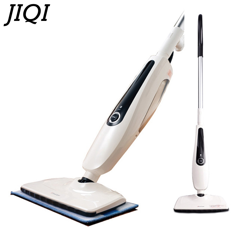 JIQI New product steam mop Household electric floor cleaning machine High temperature sterilization Handheld cleaner Household household product plastic dustbin mold makers