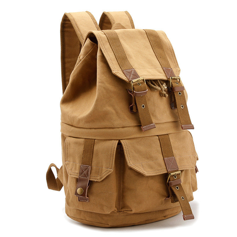 Canvas travel backpack Multifunction waterproof camera bags padded insert protection rucksack bag for DSLR DV camcorder mochila high quality army green rucksack canvas backpack camera bag for nikon canon sony dslr camera