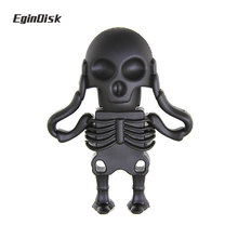 Skeleton USB Flash Drives External Storage Pendrive 64GB 32GB 16GB 8GB 4GB