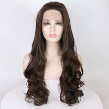 Fantasy Beauty Lace Front Wigs Natural Brown Wigs For Women