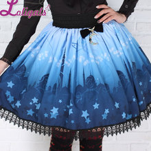 Bow Pleated Moonlight Blue