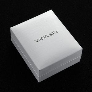 Image 5 - VANAXIN スタッドのイヤリングの男性女性バレンタインパンク凧 CZ イヤリングヴィンテージ 925 純銀製のスタッドジュエリーゴールド/シルバー色