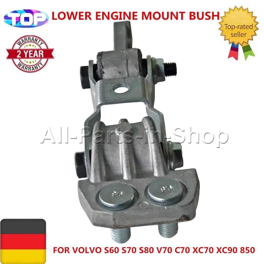 AP03 30680750 6842253 9141042 8659000 9485400 FOR VOLVO S60 S70 S80 V70 C70 XC70 XC90 850 LOWER ENGINE MOUNT BUSH