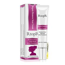 RtopR Acne Scar Stretch Marks Remover Cream Skin Repair Face Care Acne Spots Treatment 20g стоимость